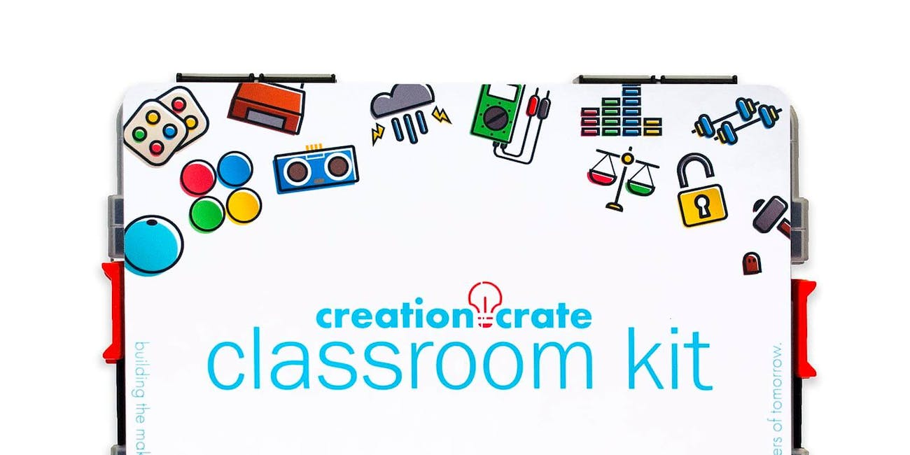 Creation Crate Classroom Kit