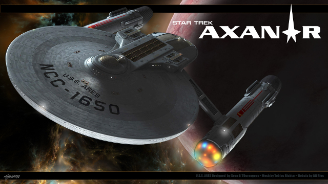 Promo for the fan film 'Axanar'