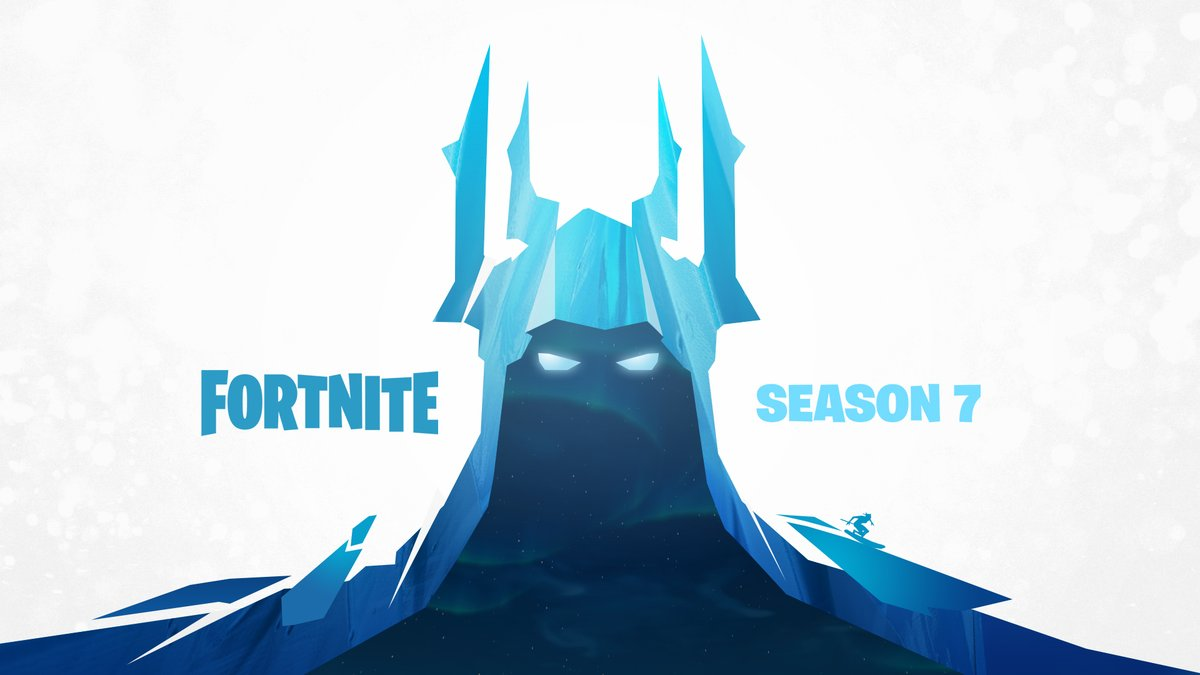 fortnite season 7 skins map changes challenges and everything to know inverse - fortnite map 3d download