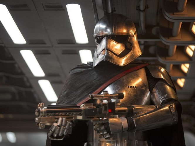 Captain Phasma Could Have a Brutal Upgrade in 'The Last Jedi'