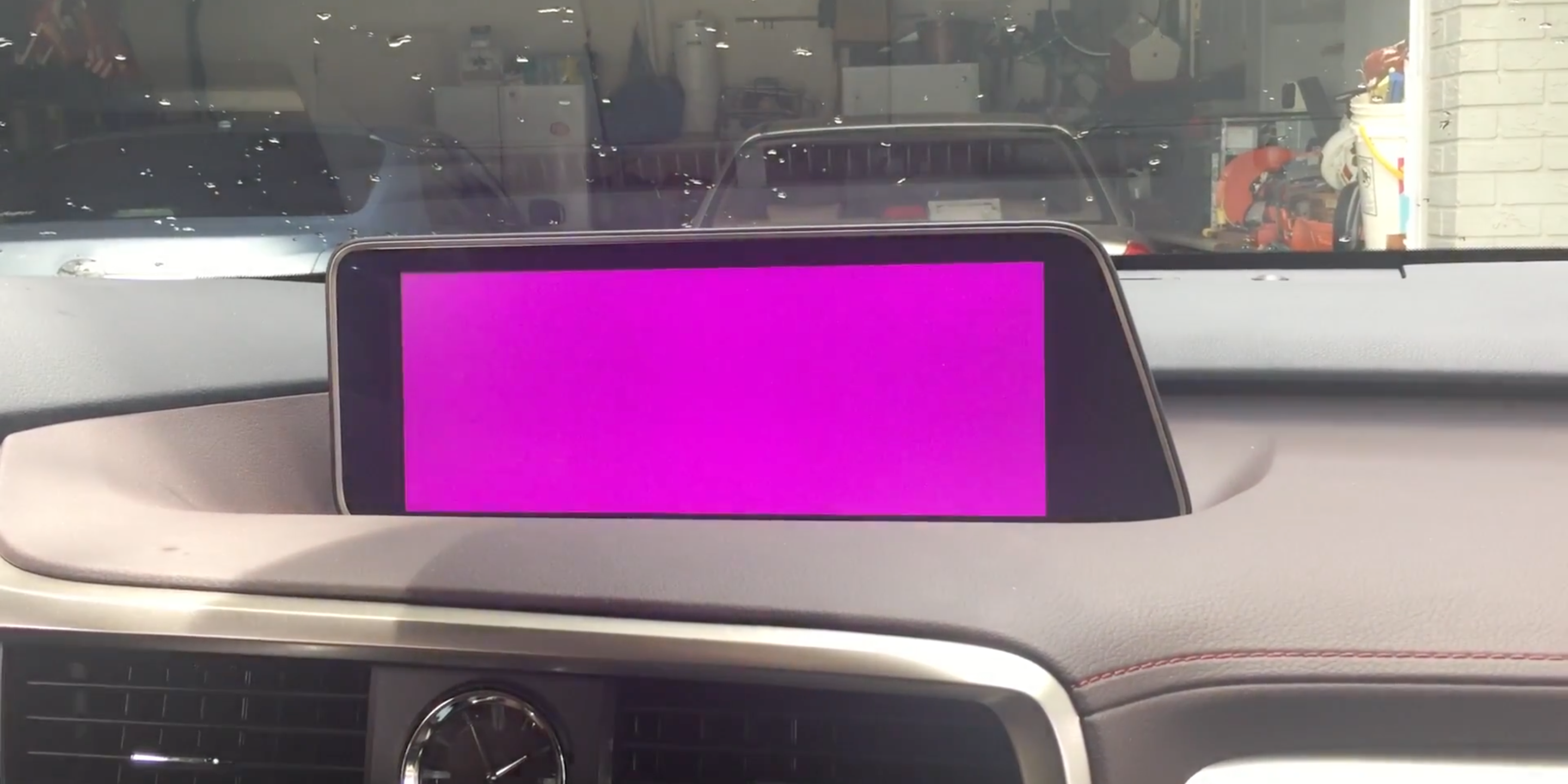 Lexus Software Update Crashes In Car Radio Because This Is the