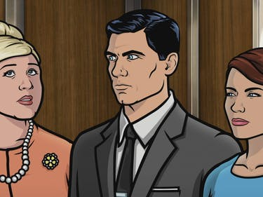 New Archer Promo Promises a 'Magnum, P.I.'-Inspired Season 7