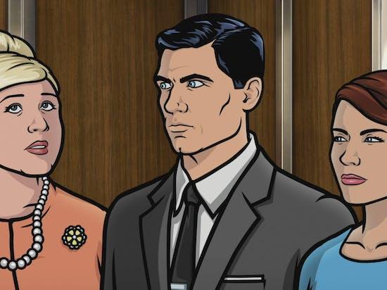 New Archer Promo Promises a 'Magnum, P.I.'-Inspired Season 7