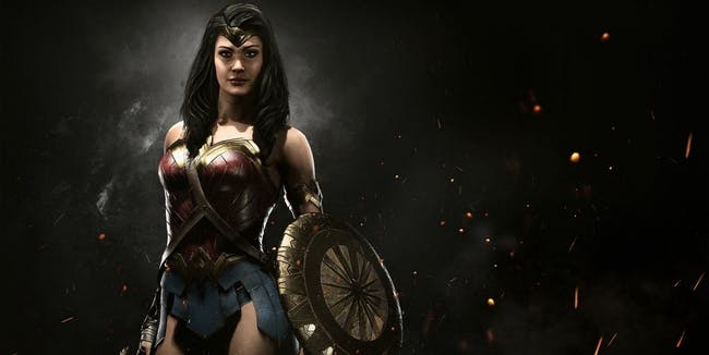 Wonder Woman Injustice 2