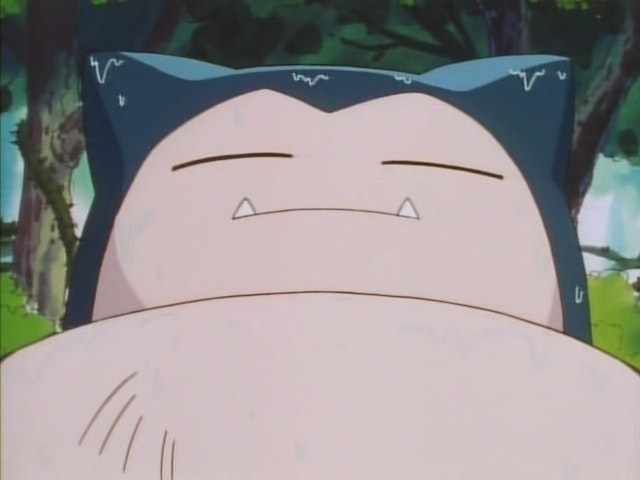 The Quest for Snorlax