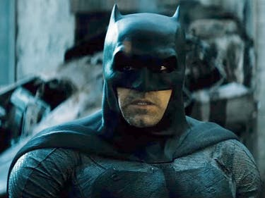 Ben Affleck Will Not Be Directing the Batman Standalone Film