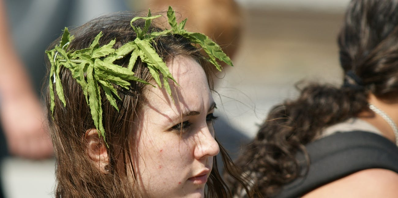 How Long Does Weed Stay In Your Hair Science Explains Inverse