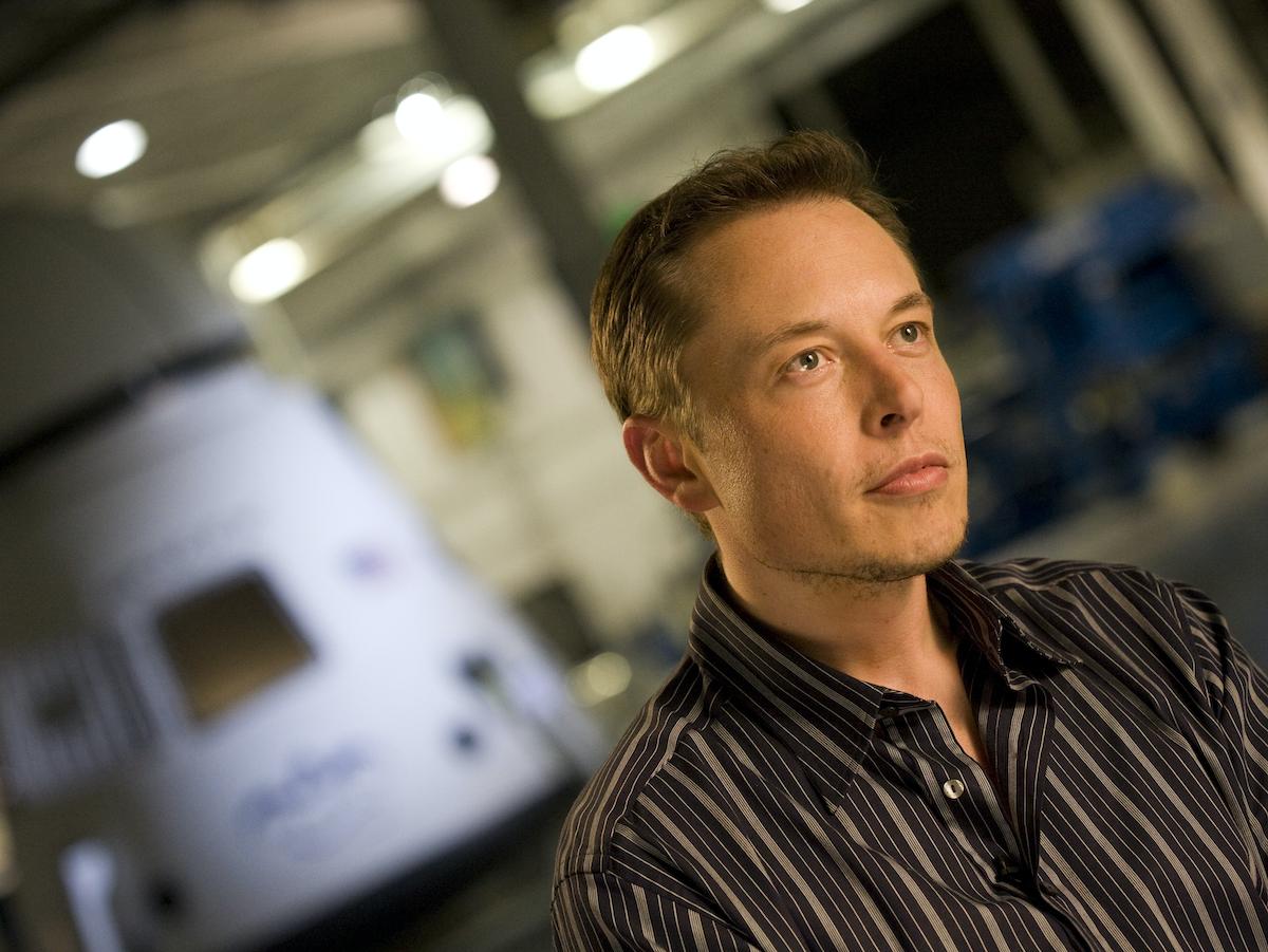 Elon Musk Just Slammed Uber's Flying Car Plan