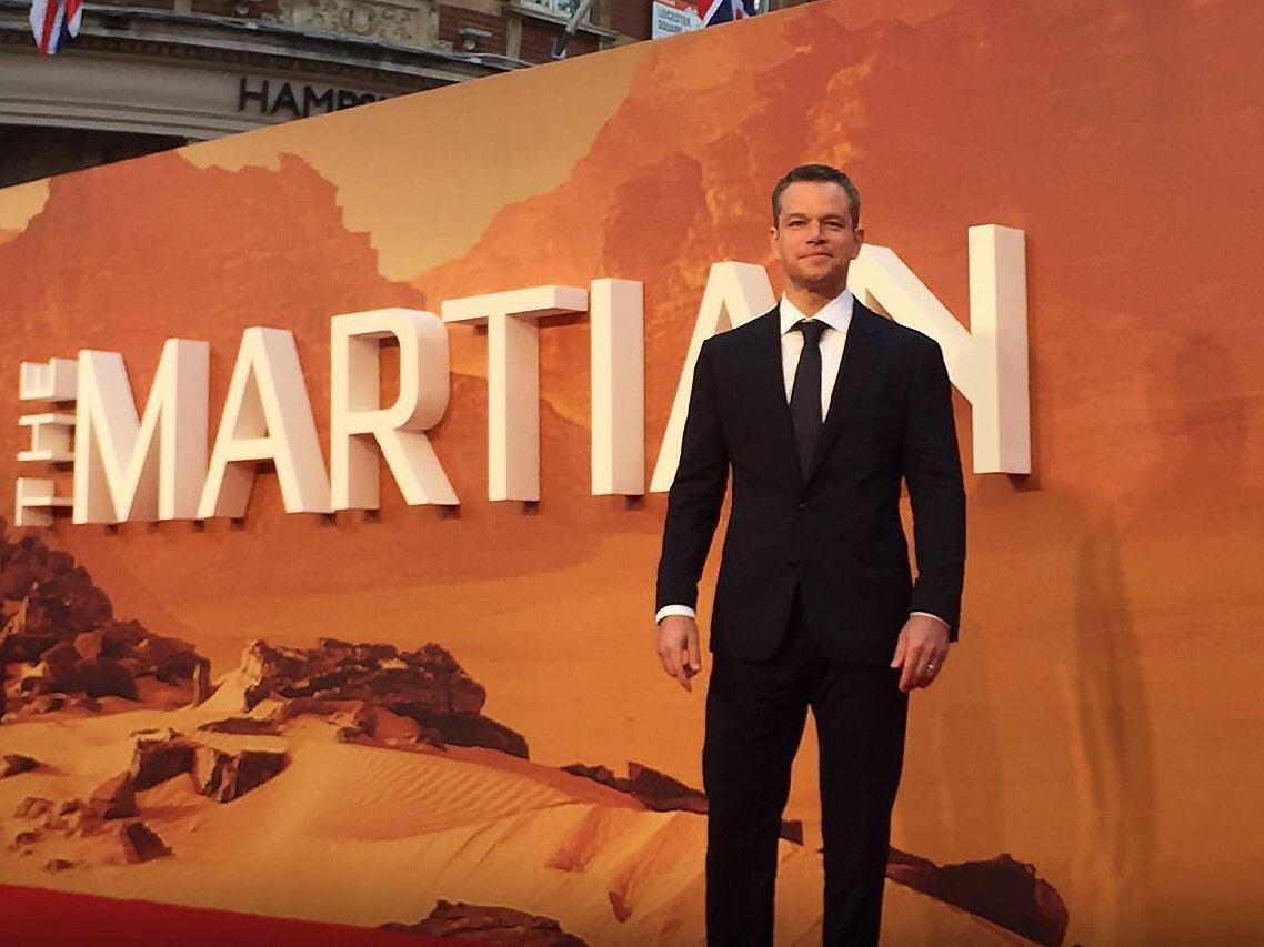 'The Martian' Isn't Even Out Yet, and NASA Science Has Already Surpassed It