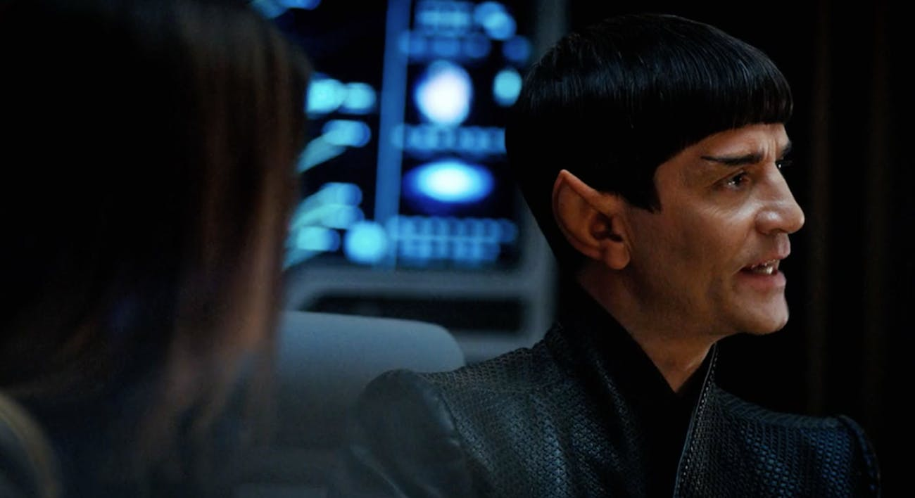 Sarek in 'Star Trek: Discovery'