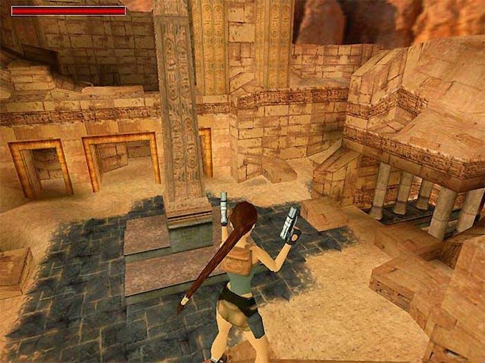 'Tomb Raider: Revelation'