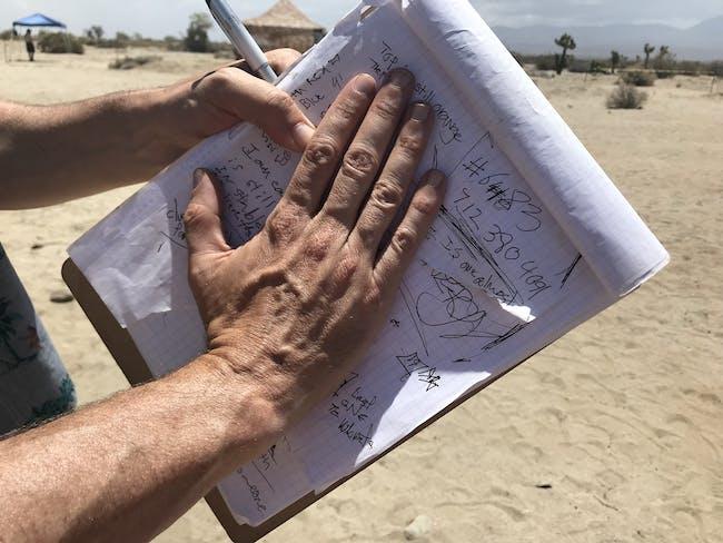 'Fortnite' ARG Agent's Notes