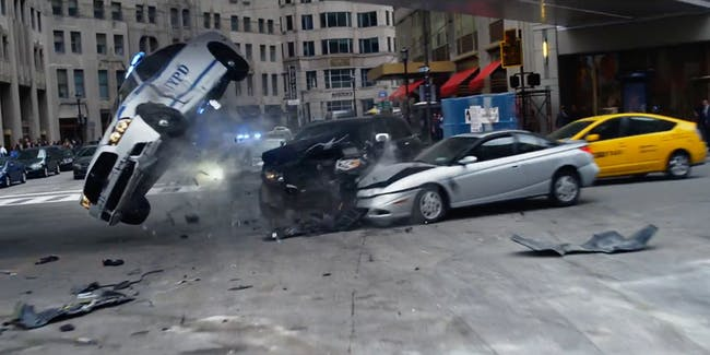 Fast and Furious 8 Will Hijack Every Self Driving Car in NYC
