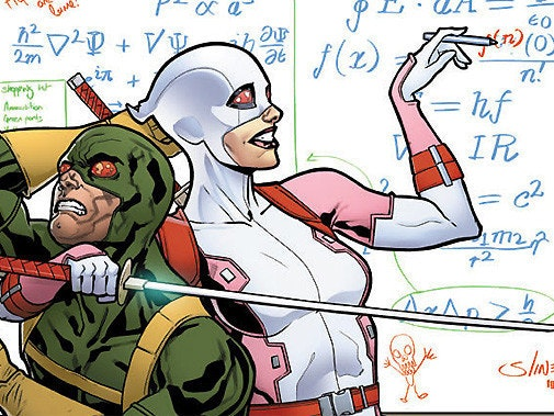 The Top 5 Marvel Superheroes Acing Their STEM Field In Comics