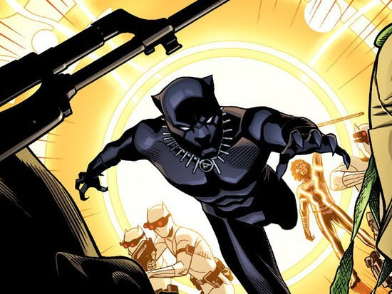 Ta-Nehisi Coates Teams Up with Chris Sprouse for 'Black Panther'