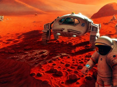 Trump Will Sign the Mars-Focused NASA Bill Tuesday
