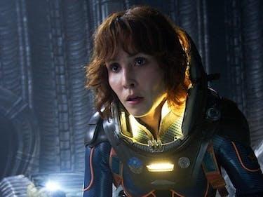 Noomi Rapace Finally Appears in 'Alien: Covenant' Trailer