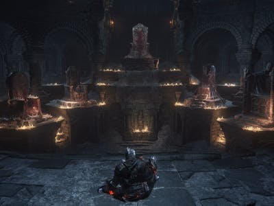 The Problem With Boss Soul Weapons in 'Dark Souls 3'