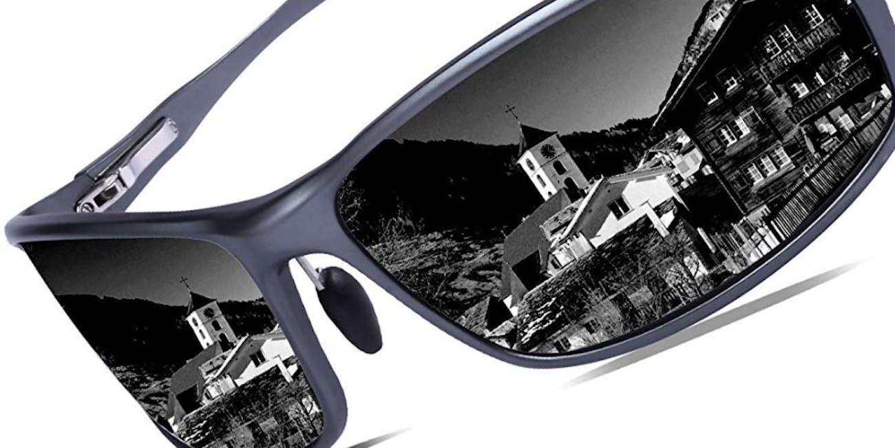 Bircen Polarized Sunglasses for Men