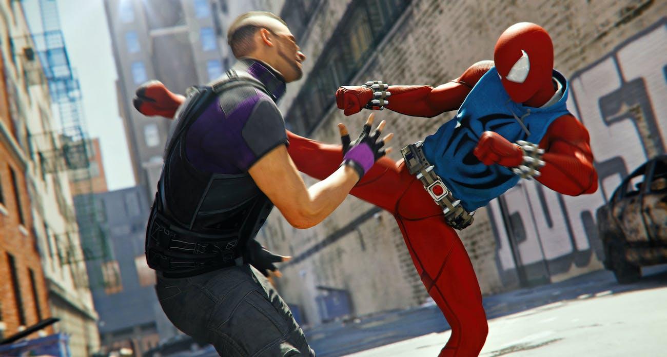 'Spider-Man' PS4 Ben Reilly Costume