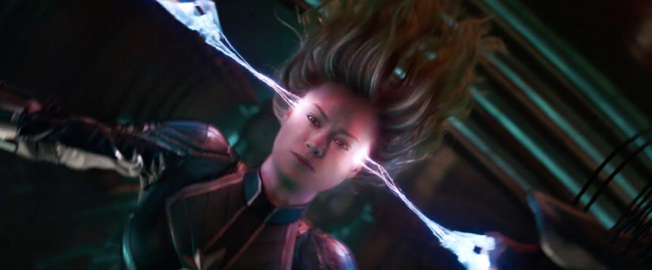 'Captain Marvel' Tortuure