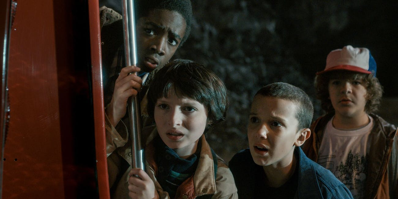 The nature of 'Stranger Things' could have been very different.