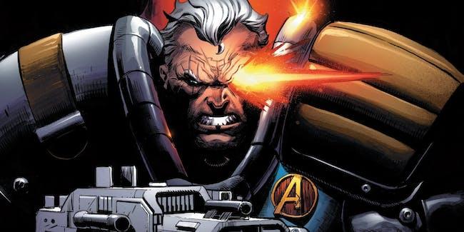 Cable Marvel Deadpool 2