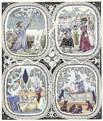 Madeleine Kuijper, Madeleine Kuijper Illustraties
