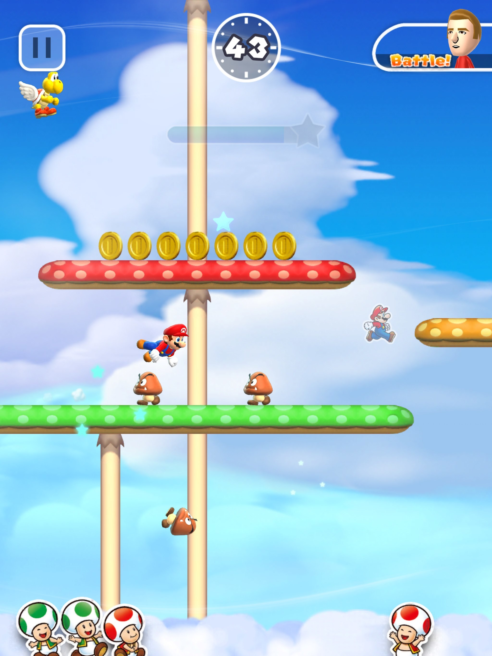 Toad Rally is a menace.
