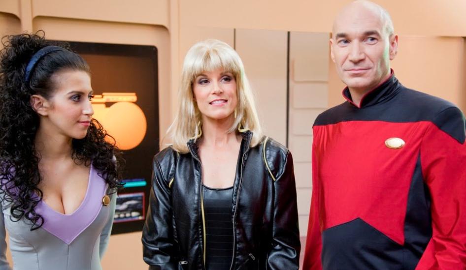 Star Trek porr serier
