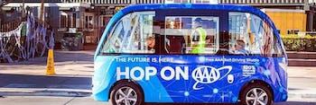Las Vegas autonomous bus