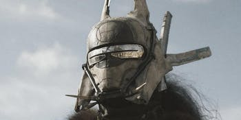 Enfys Nest isn't who you think they are in 'Solo'.
