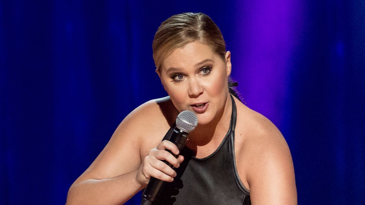 Amy Schumer's Glorious Response To Trolls Is The Friday Inspiration You Need