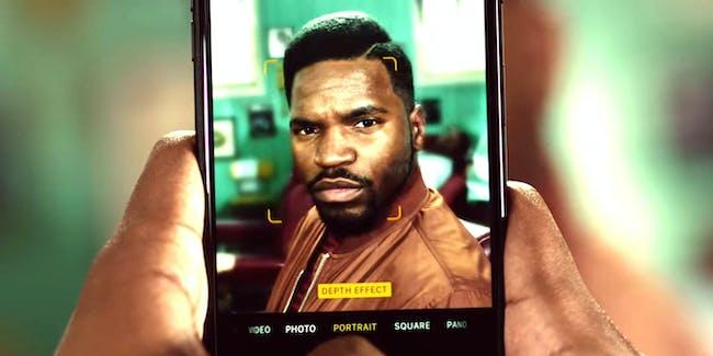 apple portrait mode iphone 7 plus