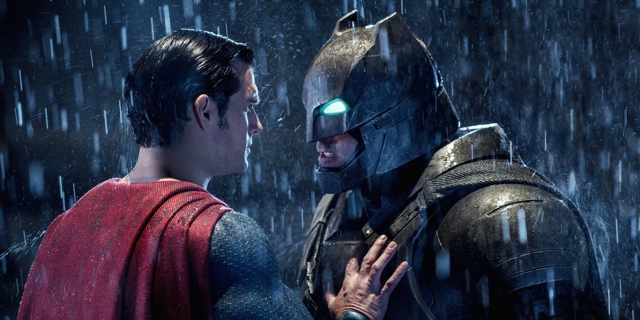 The superhero duo will face off again in the first Justice League movie.