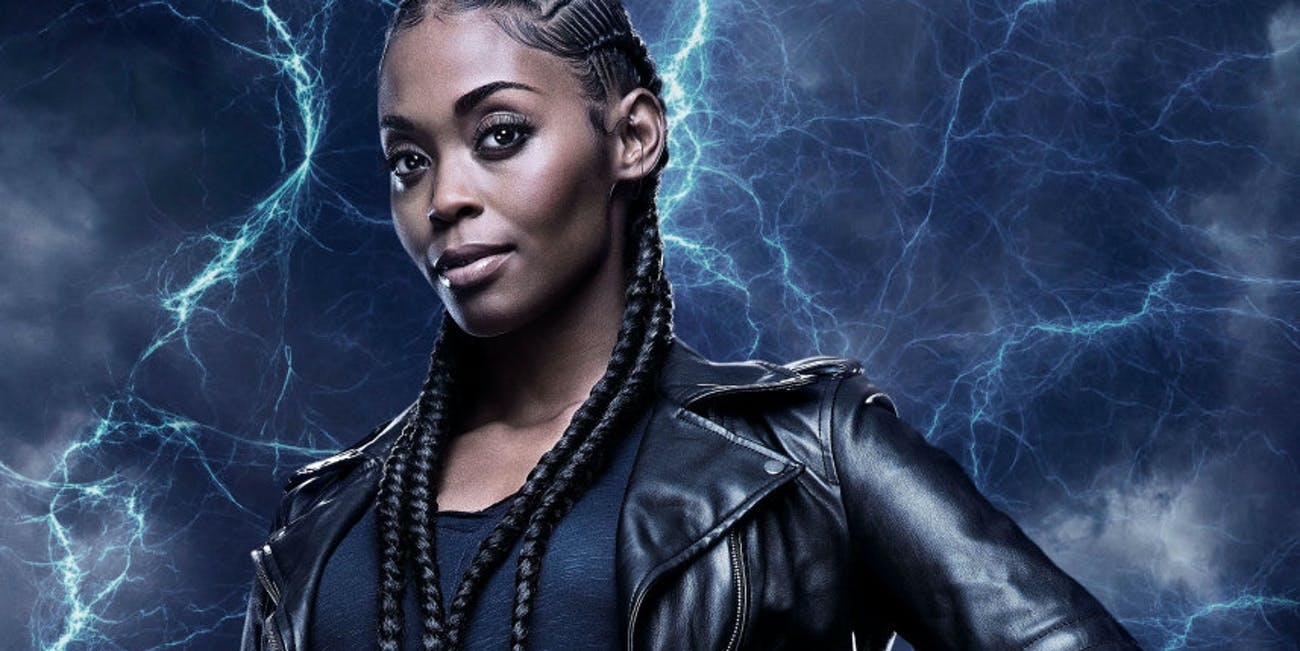 Black Lightning CW Anissa