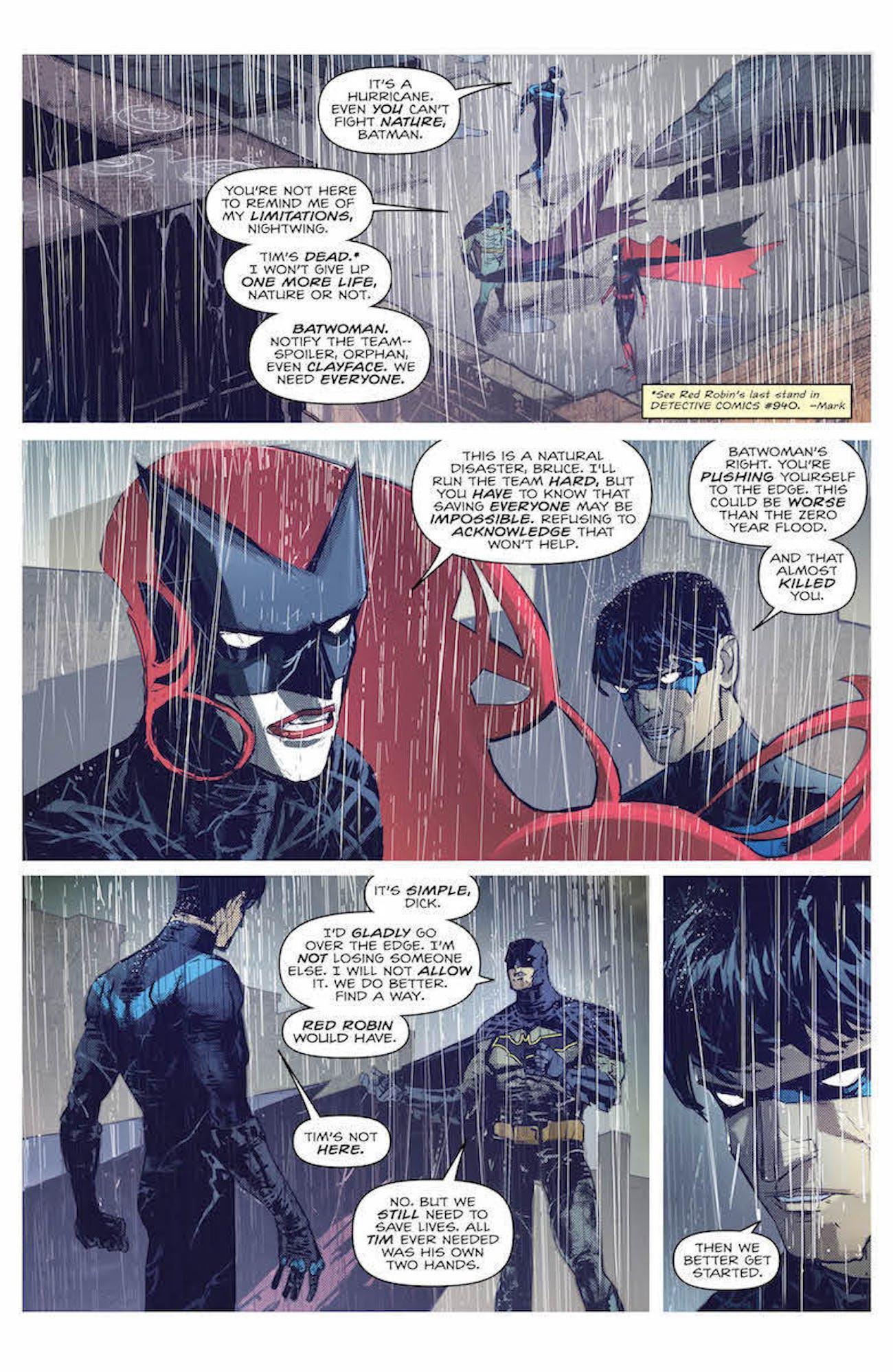 Batman Night of the Monster Men Tim Drake