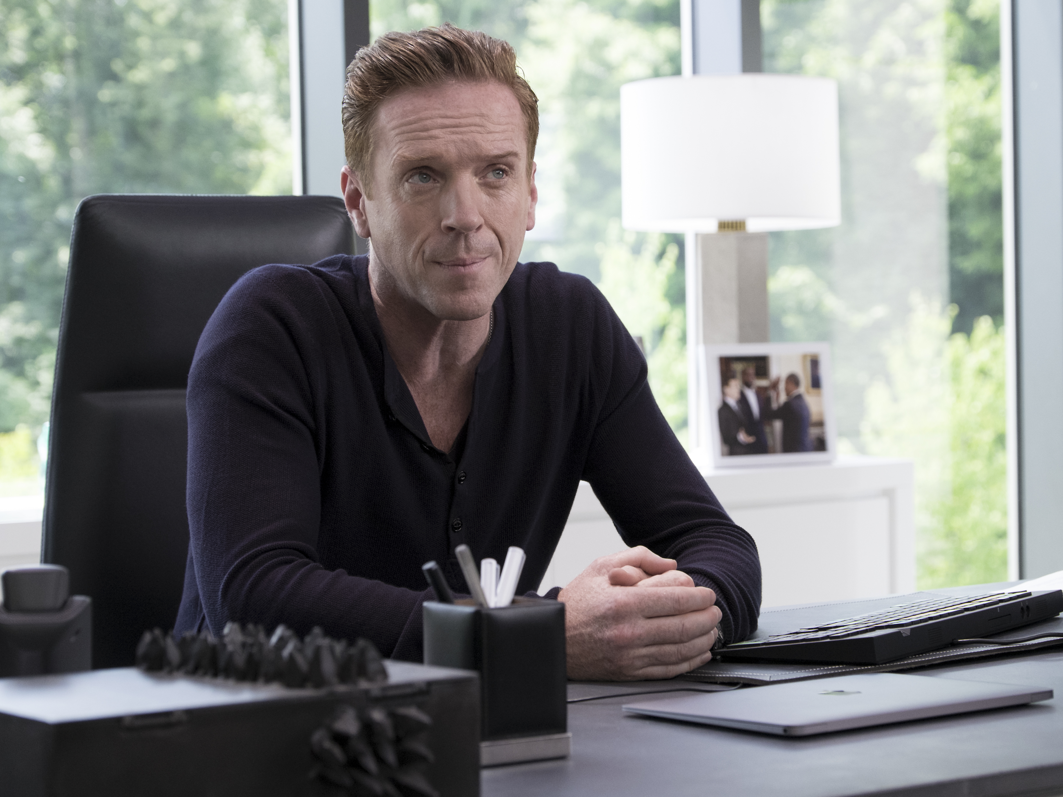 Damian Lewis as Axe in 'Billions'