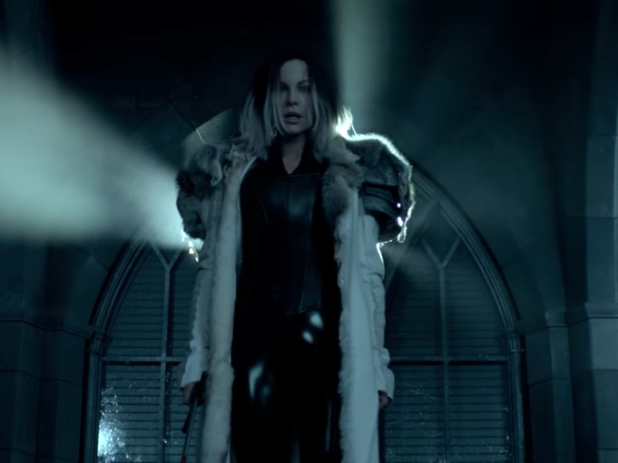"Kate Beckinsale's Blood is ""Key"" in 'Underworld: Blood Wars'"