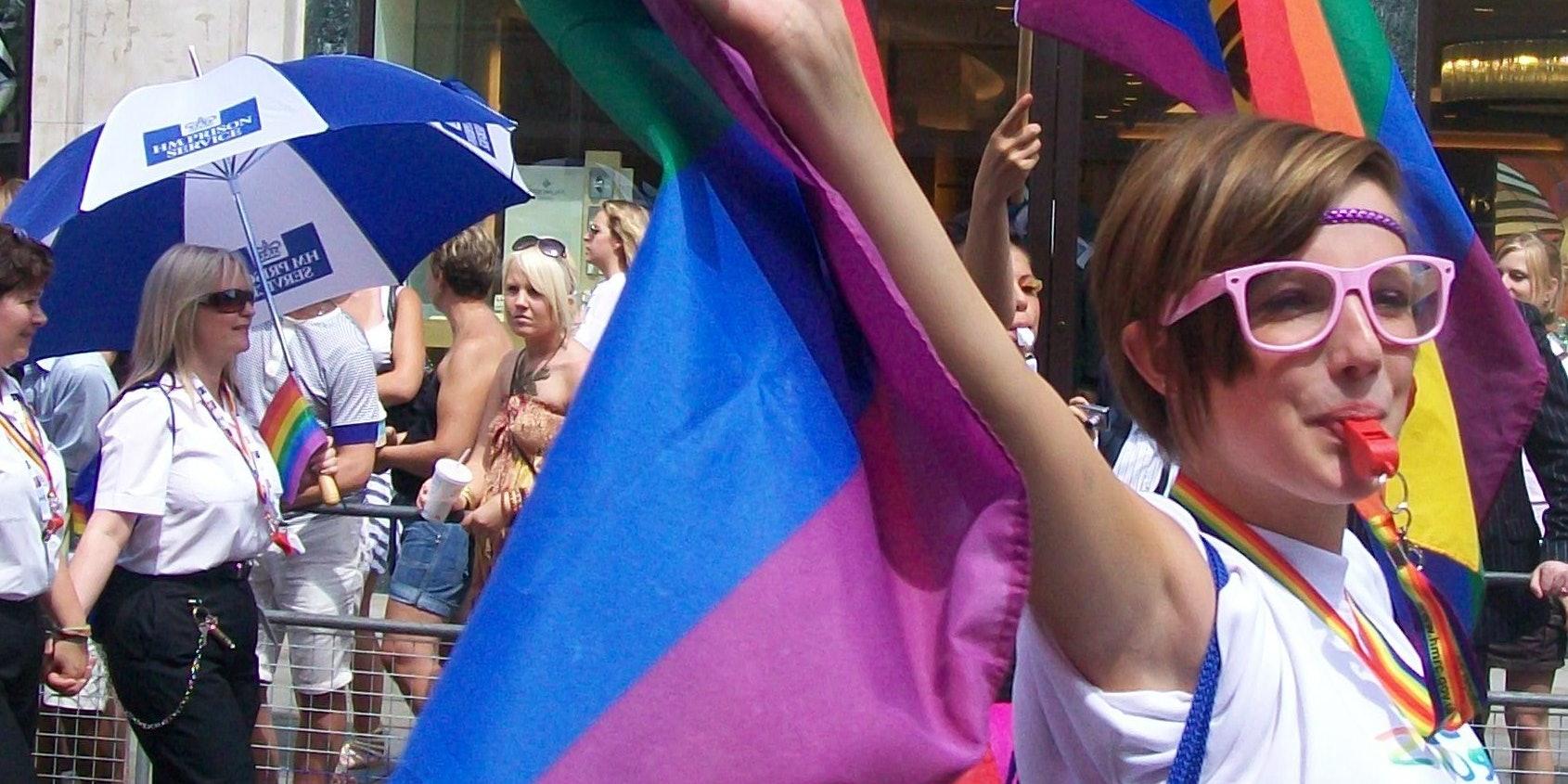 Get pride, not homophobia