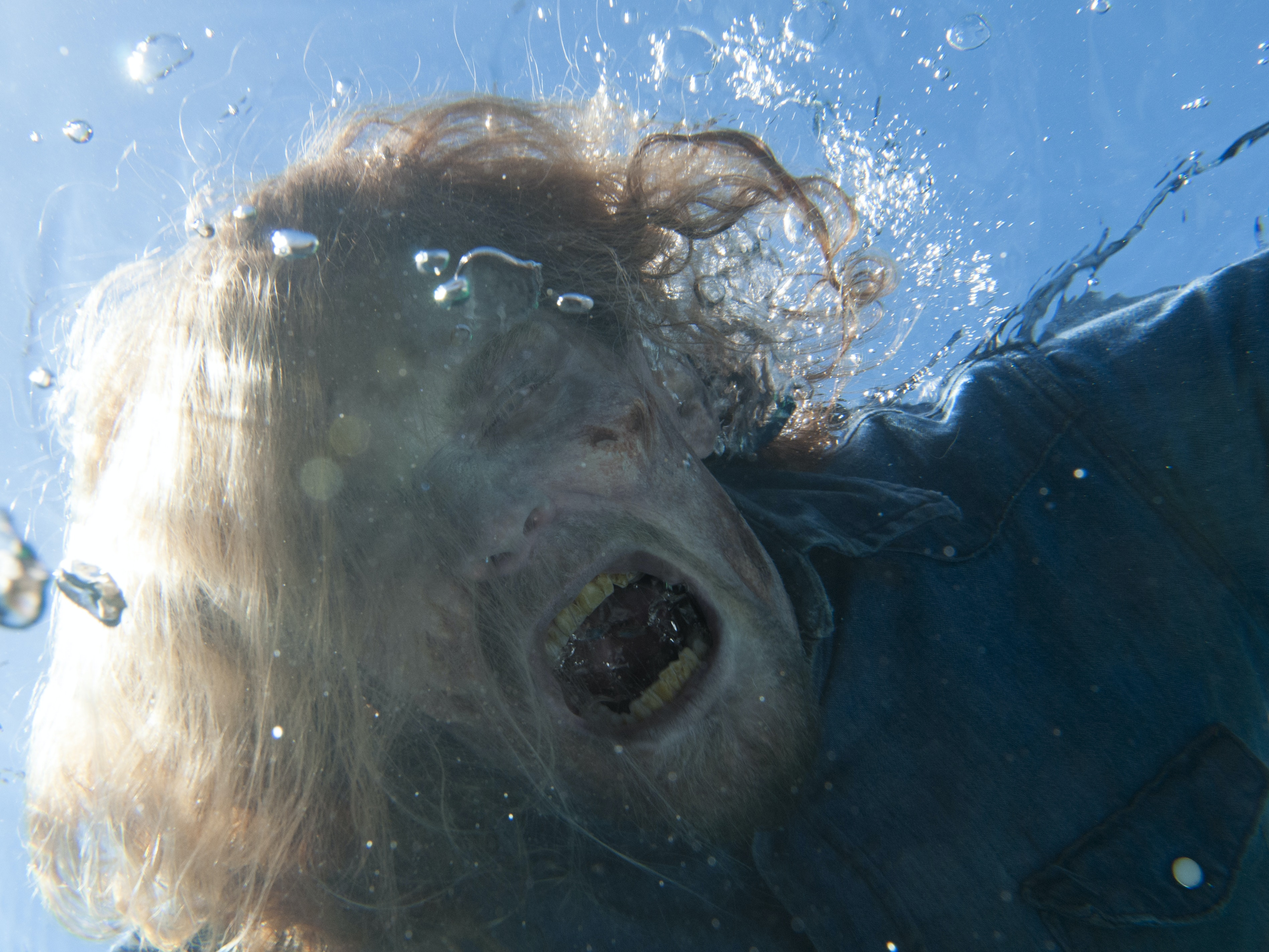 Are Zombies More Dangerous in the Ocean?