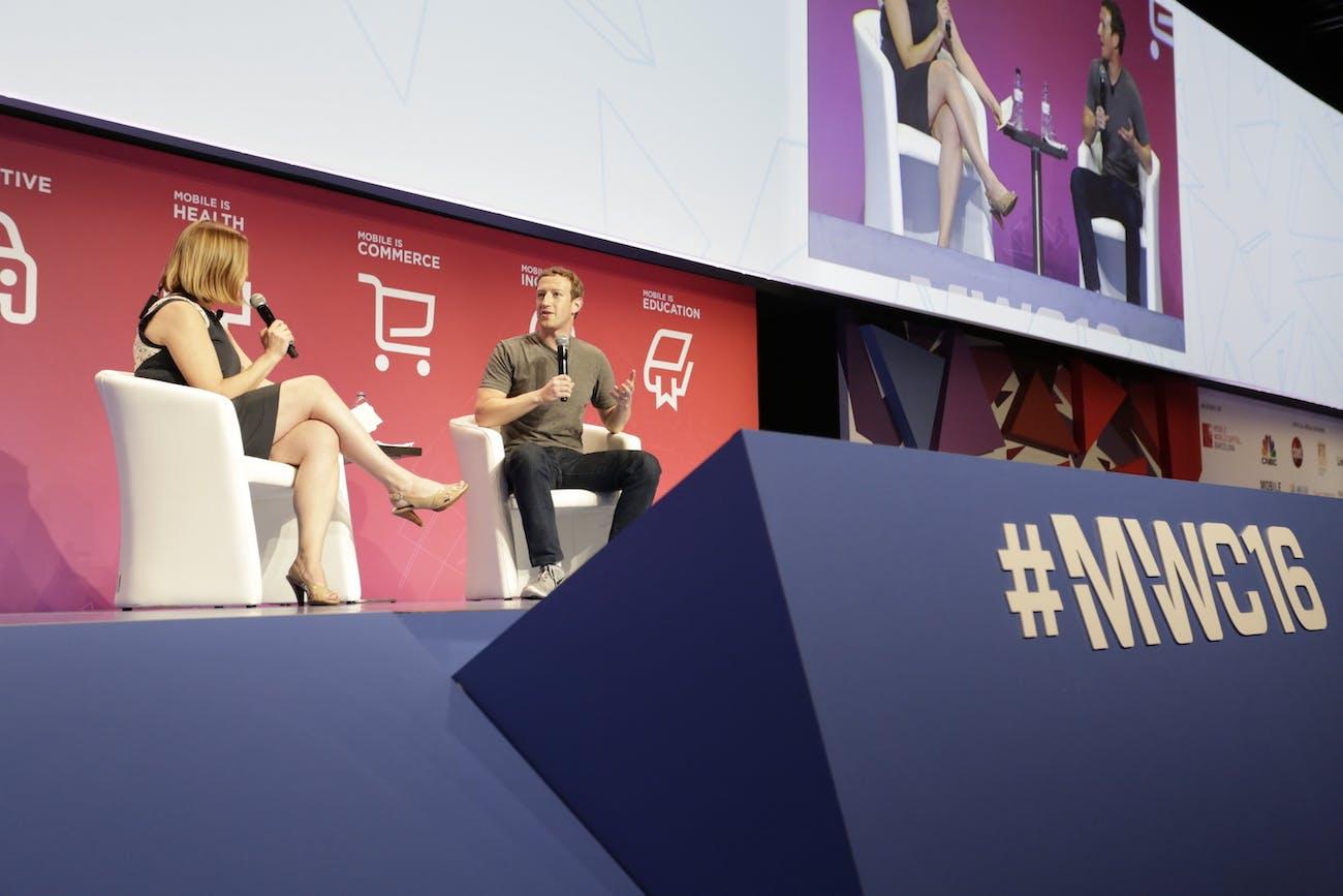 Mark Zuckerberg Predicts the Future of the Internet: It's