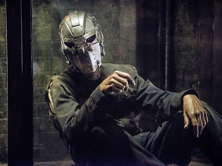 The Best Thing About the Masked Man in 'The Flash' Was the Show's Restraint