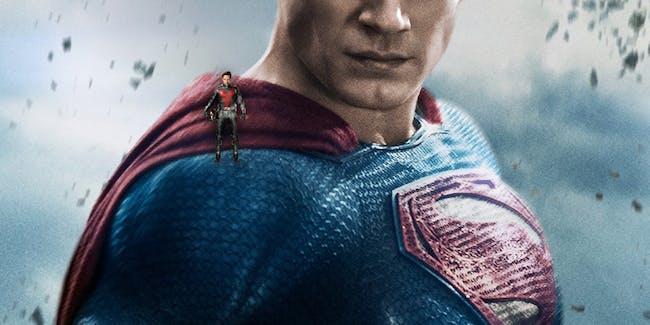 Ant-Man Superman