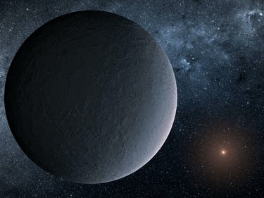 "Newly Discovered Planet is Earth's Mass but ""Colder Than Hoth"""