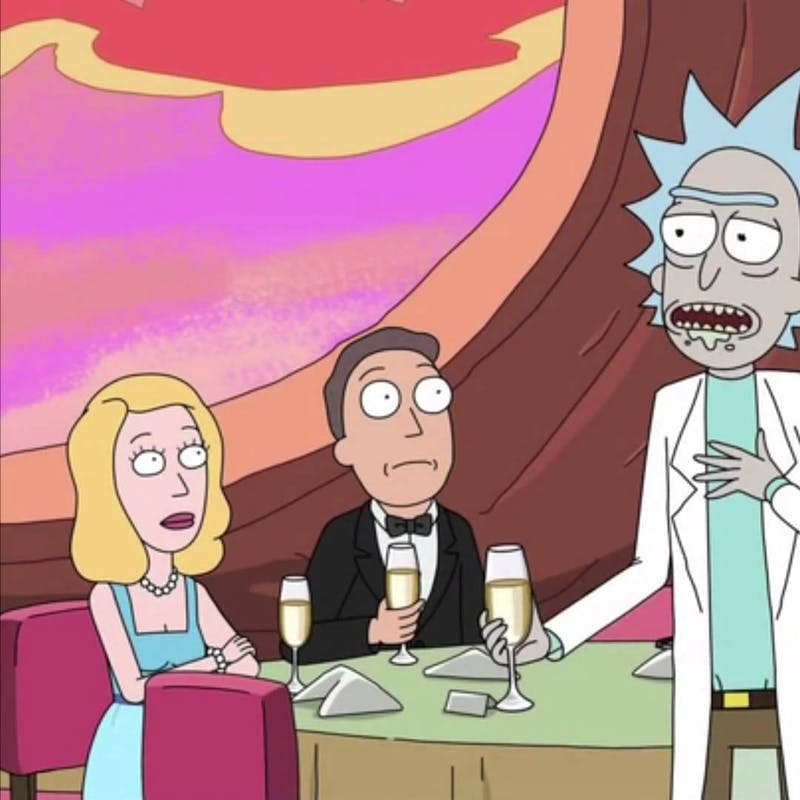 The 60 Best Rick And Morty Quotes In Honor Of Season 60's Return Amazing Rick Sanchez Quotes