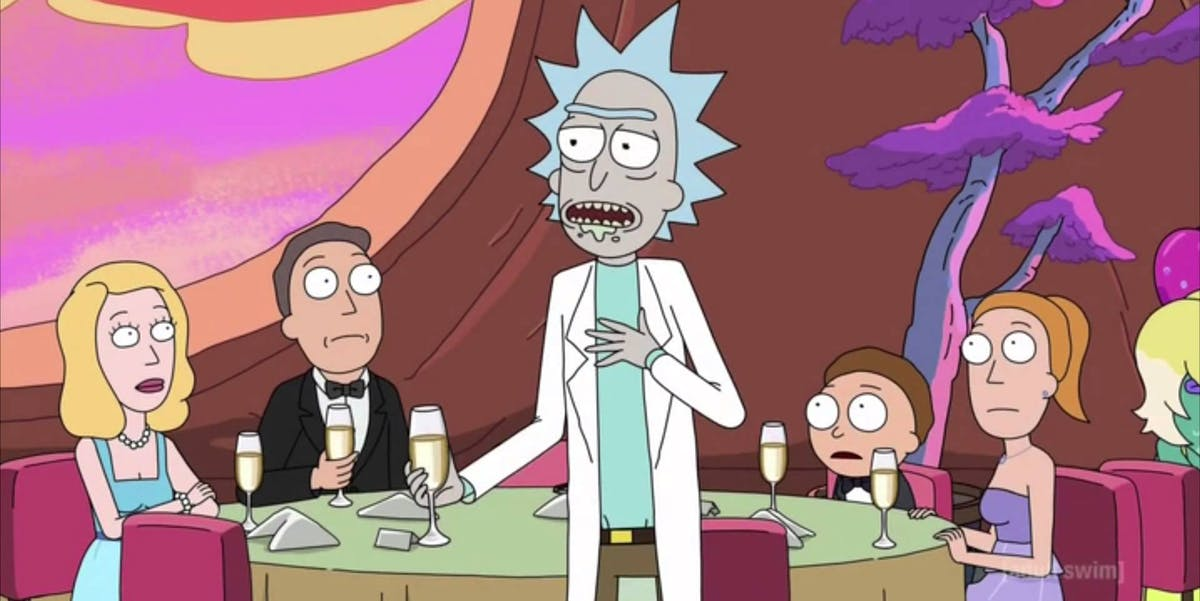 The 60 Best Rick And Morty Quotes In Honor Of Season 60's Return Interesting Rick Sanchez Quotes