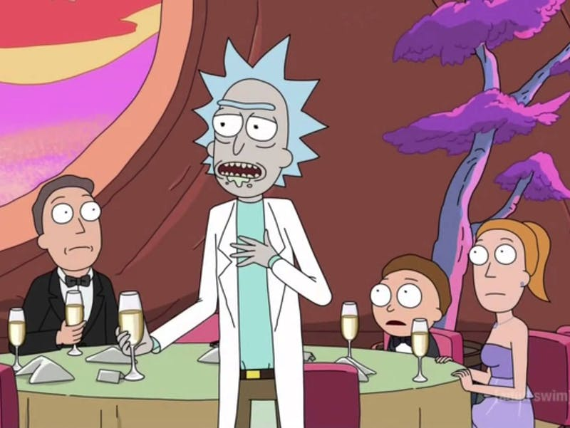 The 60 Best Rick And Morty Quotes In Honor Of Season 60's Return Unique Best Rick And Morty Quotes