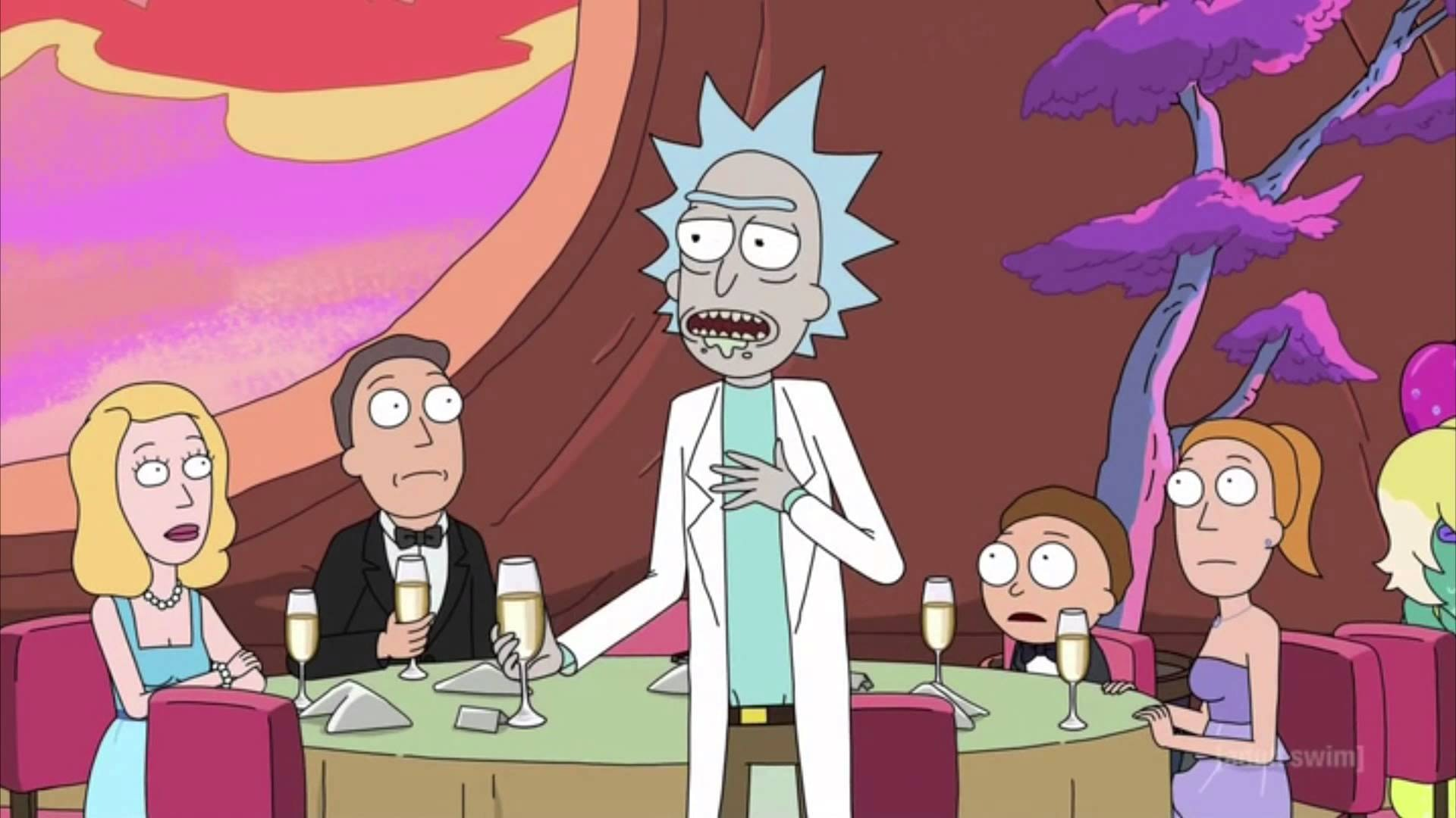 Rick And Morty Is Loaded With Choice Quotes About Existentialism And  Nihilism And .