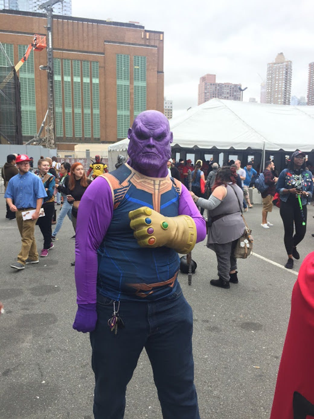 Thanos at NYCC